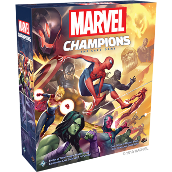 Marvel Champions - The Card Game (EN)