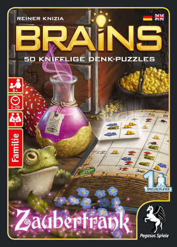 Brains - Zaubertrank