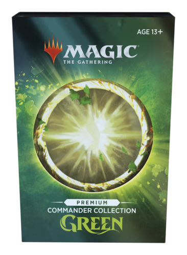 Commander Collection: Green Premium