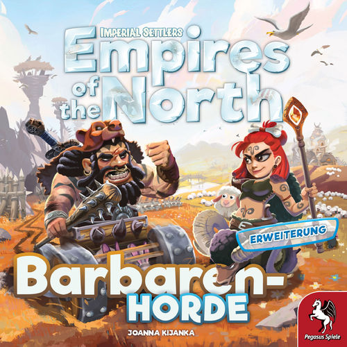Empires of the North: Barbarenhorde