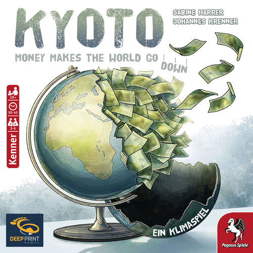 Kyoto - Money Makes The World Go Down