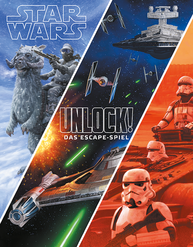 Unlock! - Star Wars