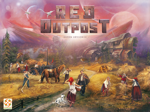 Red Oupost