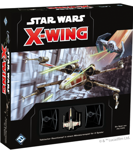 Star Wars: X-Wing 2.0 Grundspiel
