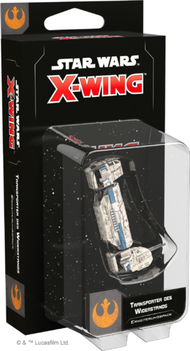 Star Wars: X-Wing Transporter des Widerstands