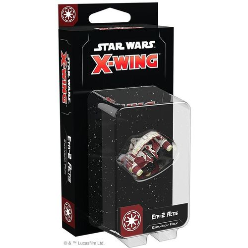 Star Wars: X-Wing ETA-2-Actis