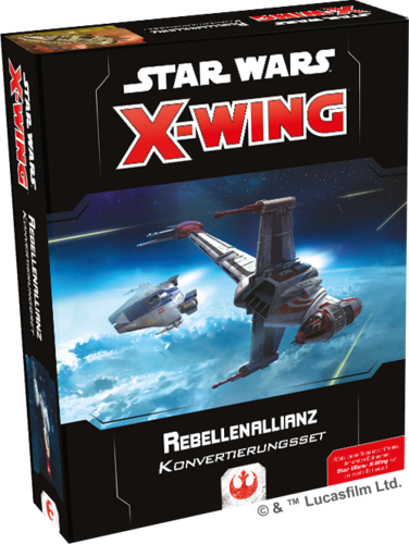 Star Wars: X-Wing Rebellenallianz Konvertierungsset