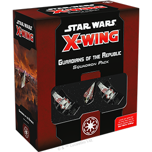 Star Wars: X-Wing Wächter der Republik
