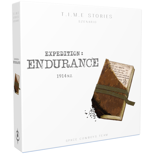 T.I.M.E. Stories - Die Endurance-Expedition 1914 N.Z.