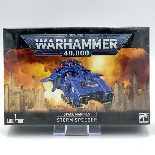 Space Marines Storm Speeder 48-45