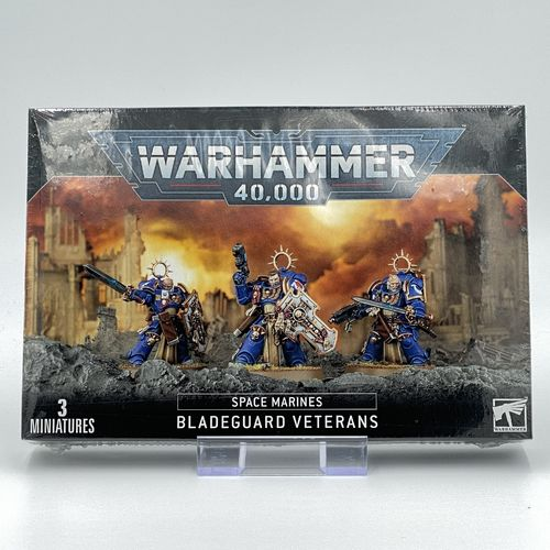 Space Marines Bladeguard Veterans 48-44