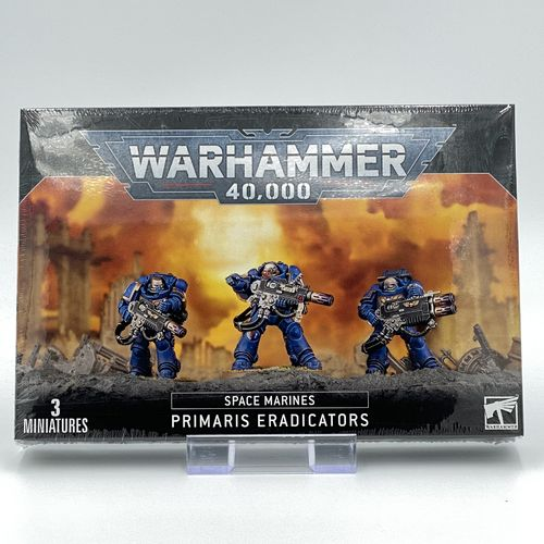 Space Marines Primaris Eradicators 48-43